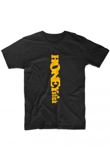 HoneyStick T-shirt (Black)