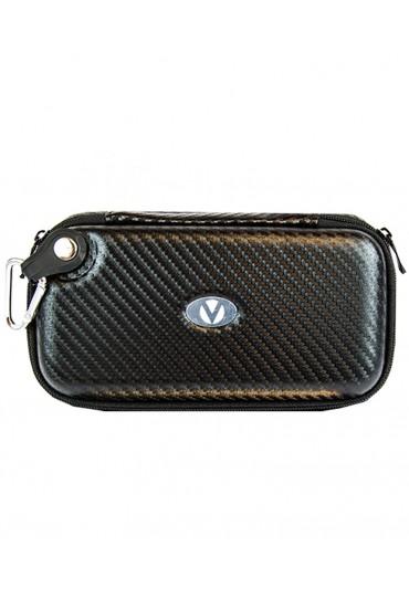 New Zipper Carrying Case Black