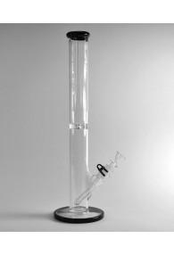 Grav Labs Tube - 16'' Glass Bong - White