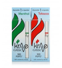 KRAVE 300 CLASSIC - 1 Pack Disposable E-Cigarette
