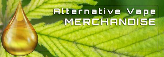 Alternative Vaping Merchandise