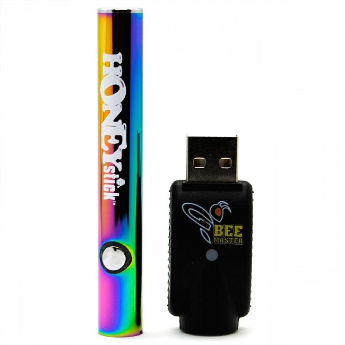 Bee-Master Oil Vape Pen Kit Rainbow Edition
