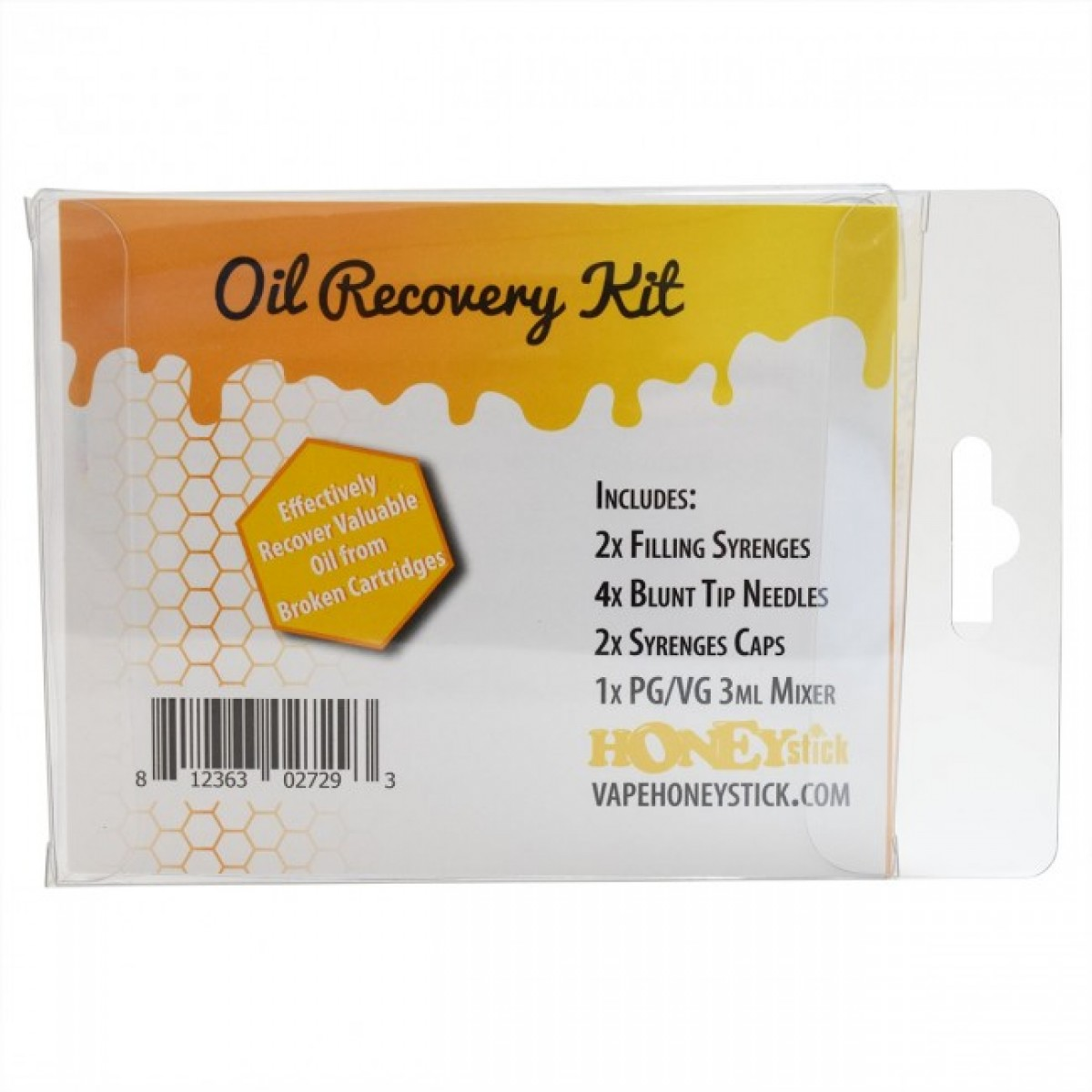 Oil Recovery Kit by HoneyStick