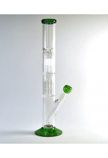 16'' 2 Chambers Straight Water Pipe