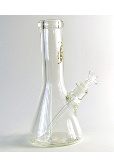 12'' Glass Hi-Fi Heavy Beaker Water Pipe