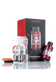 Authentic SMOK TFV8 Big Baby Tank Light Edition RED