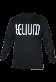 Long sleeve Helium logo shirt