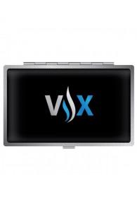 VaporX Metal Hinge Carrying Case - Black
