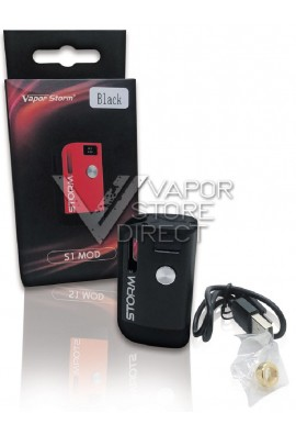 Vapor Storm S1 Variable Voltage Box Mod 800mAh