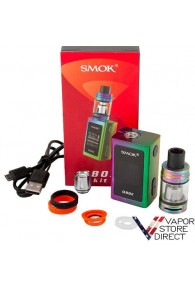 Smok QBox Kit / TC Mod with TFV8 Baby Beast Tank