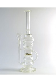 15'' Flawless Recycler Water Pipe