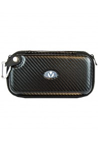 New Zipper Carrying Case Black