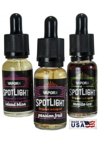 VaporX 20ml Spotlight Dripper E-Liquid