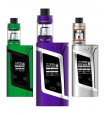 Smok Alien Kit 220W & TFV8 Baby Tank