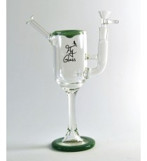 Wine Glass Water Pipe