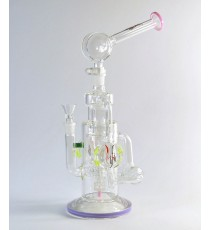 Hi-Fi Glass Robot Recycler