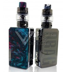 VooPoo Drag 2 Kit with UForce T2 Vape Tank Black Edition