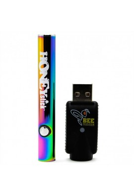 Bee-Master Oil Vape Pen Battery Kit Rainbow