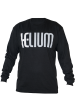 Long sleeve Helium logo shirt