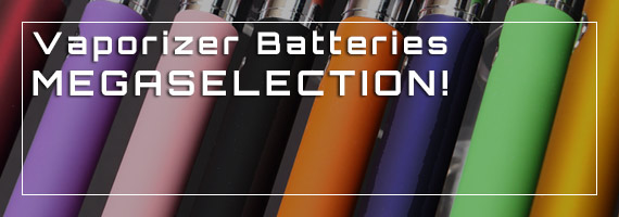 Vaporizer Batteries