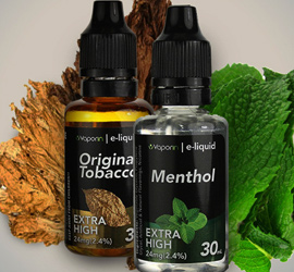 The Best E-Liquid Collection